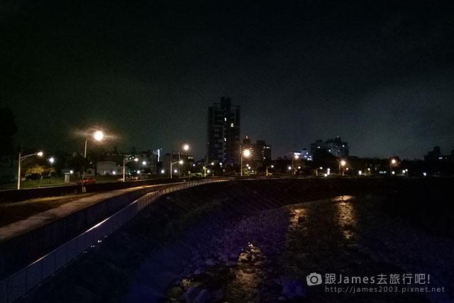 【台中外拍景點】北屯-海天橋(景觀橋)夜景 11.jpg