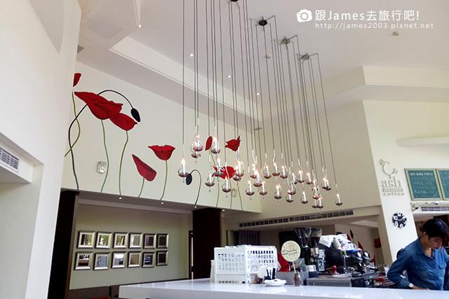 【台中美食】台中市區的森林咖啡店-愛煦咖啡 Ash manna  03.jpg