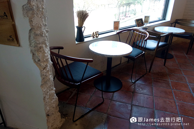 【員林美食】45號咖啡早午餐(員林公園附近) 001.jpg