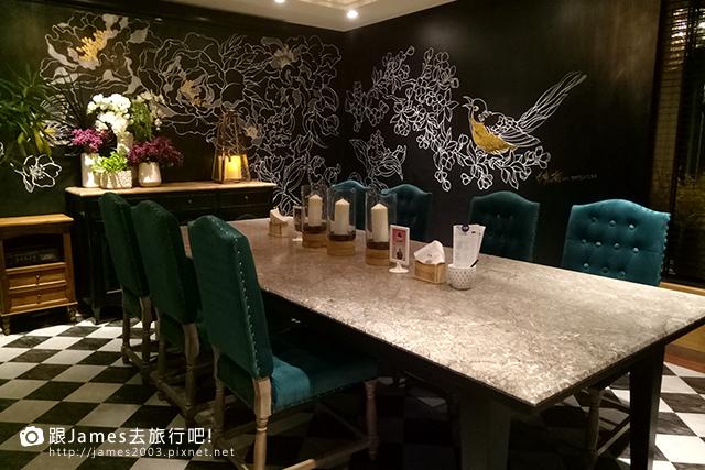 【台中美食】綠意盎然花園宮廷風- O%5CIN Tea House(草悟道門市) 11.jpg