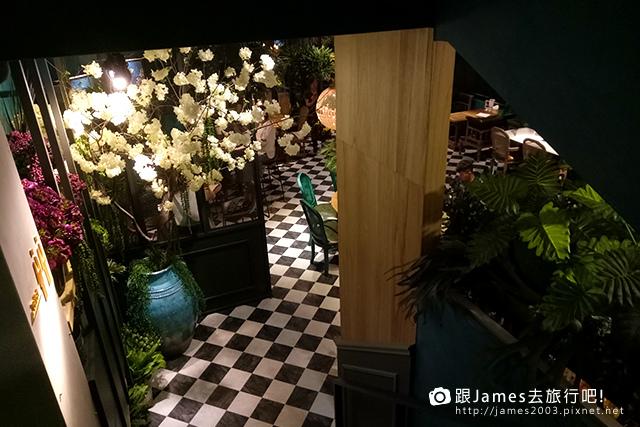 【台中美食】綠意盎然花園宮廷風- O%5CIN Tea House(草悟道門市) 09.jpg