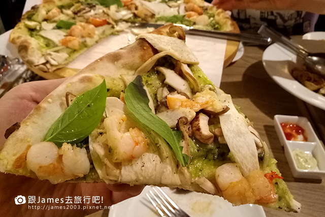 【台中美食】貝里尼義式餐廳 BELLINI Pasta Pasta (台中秀泰站前店) 16.jpg