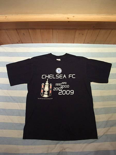 08-09足總盃冠軍T恤