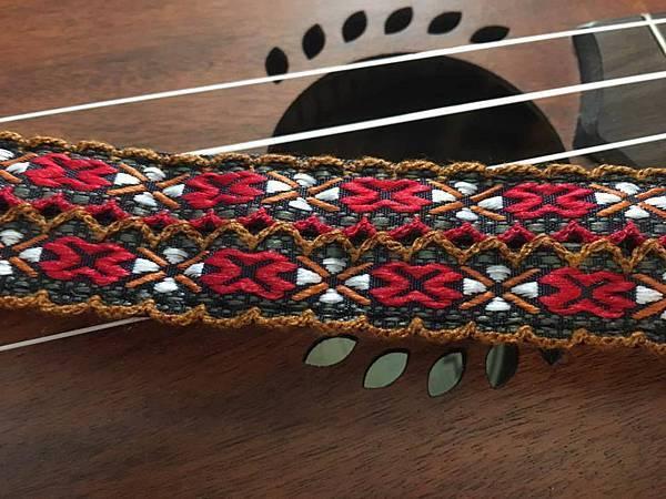 原住民圖紋風編織背帶5-1