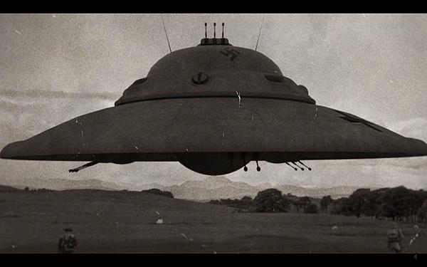 號稱具反重力推進系統的德國鐘形飛行器