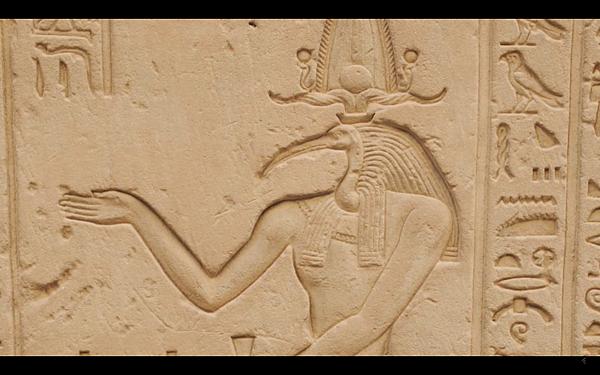 托特(Thoth)與赫耳墨斯.特里斯墨吉斯忒斯(Trismegistus)