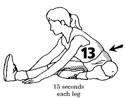 warm up 13