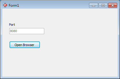 DataSnap Server 1