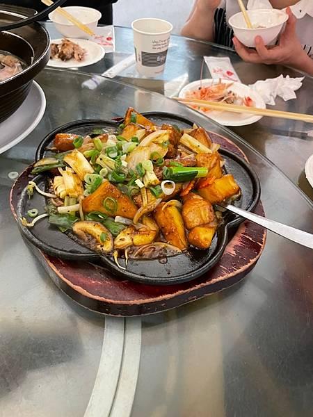 關子嶺竹香園三杯雙菇
