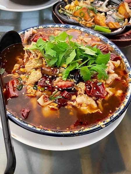 關子嶺竹香園水煮山豬肉