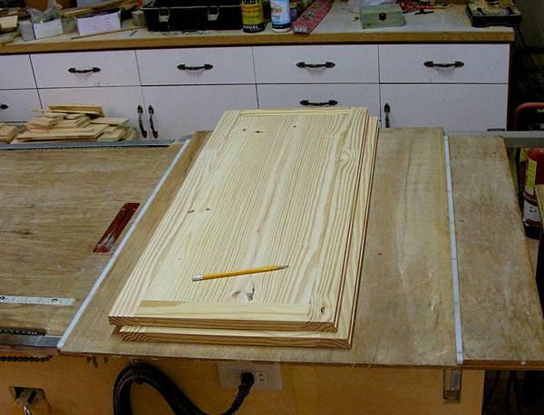 木工零件櫃 003