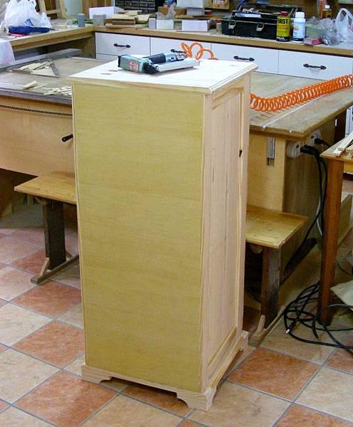 木工零件櫃 012
