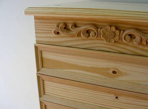 木工零件櫃 014