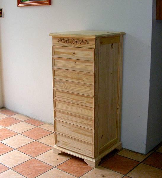 木工零件櫃 013