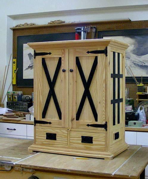中世紀的貯物櫃 017