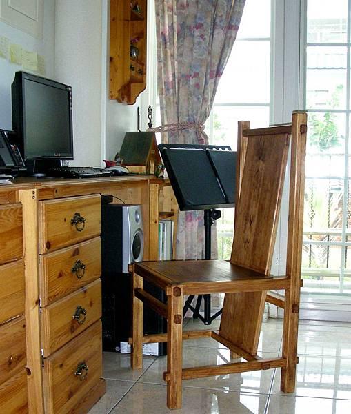 電腦椅 001