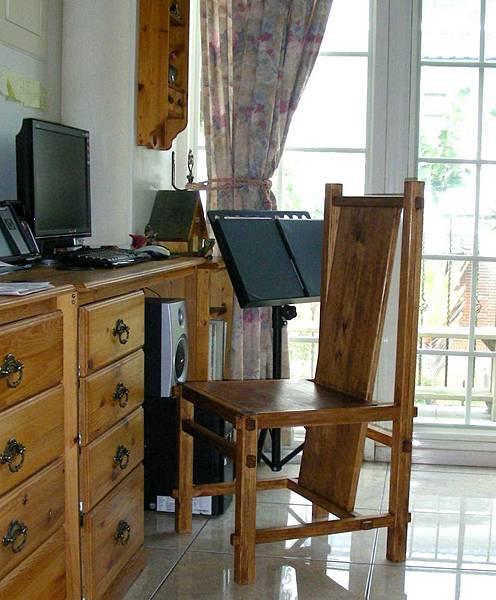電腦椅 013