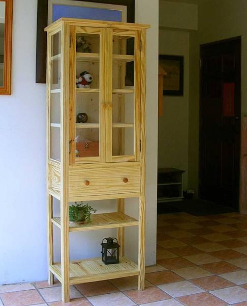 玻璃櫥櫃 016