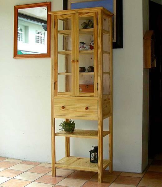 玻璃櫥櫃 001