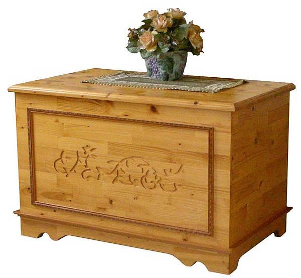 復古的木箱子 001