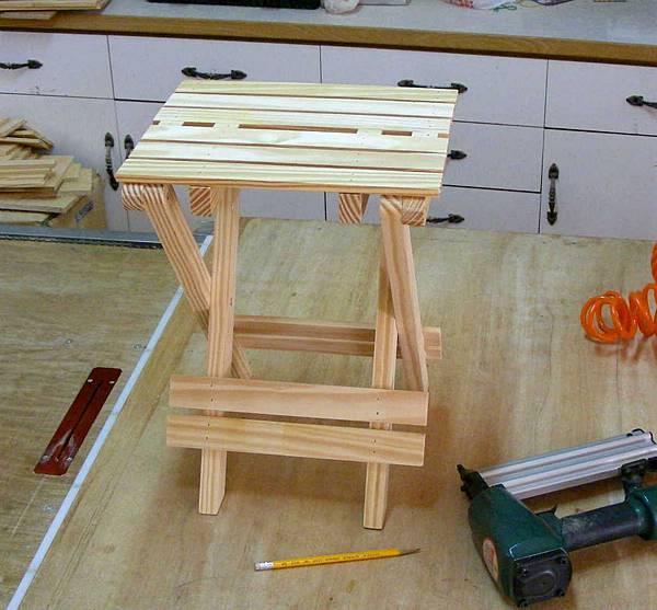 行軍摺疊椅 001