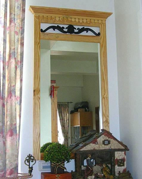 哥德式的鏡子 001