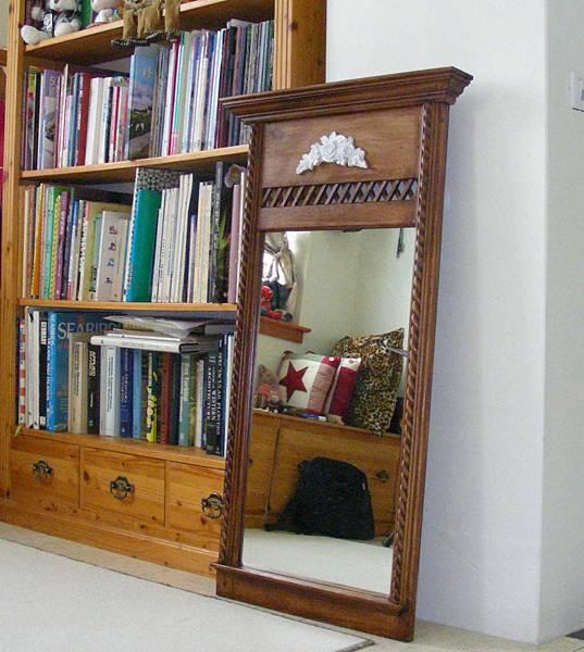 復古風的壁鏡 015