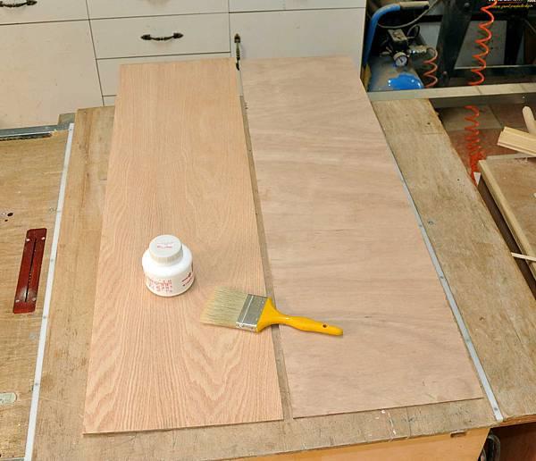 木貼皮的運用 004