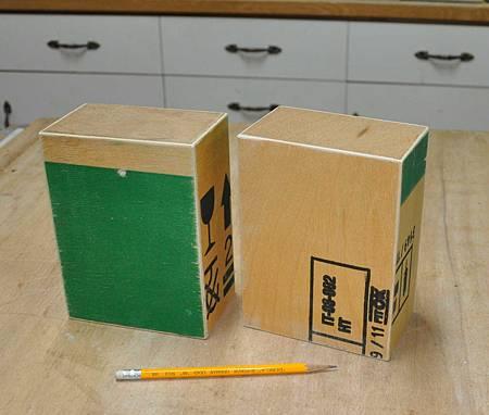 廢料做的盒子 004