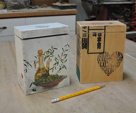 廢料做的盒子 006