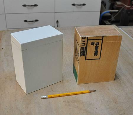 廢料做的盒子 005