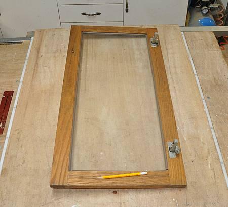 玻璃門櫃 002