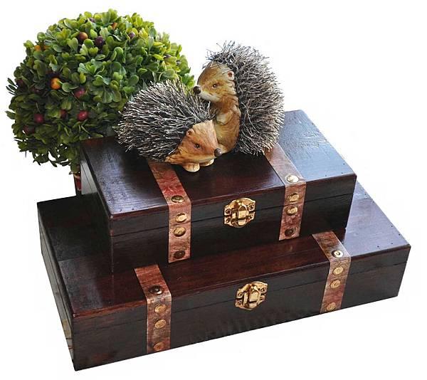 古典木盒 001