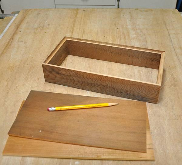 古典木盒 004