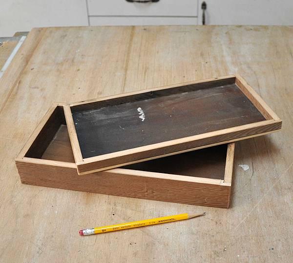 古典木盒 006