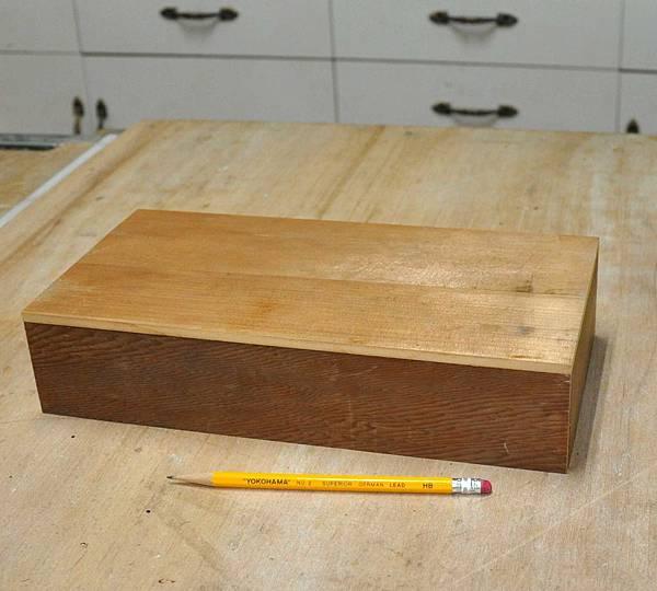 古典木盒 005