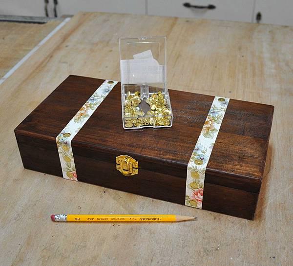 古典木盒 010