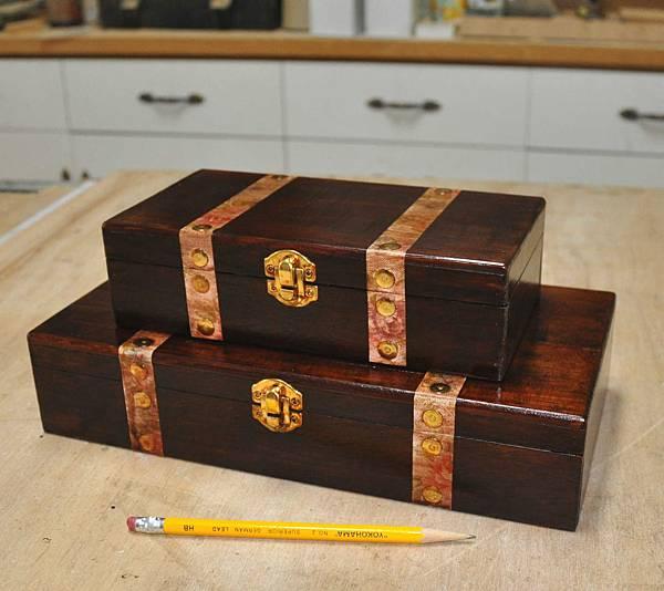 古典木盒 012