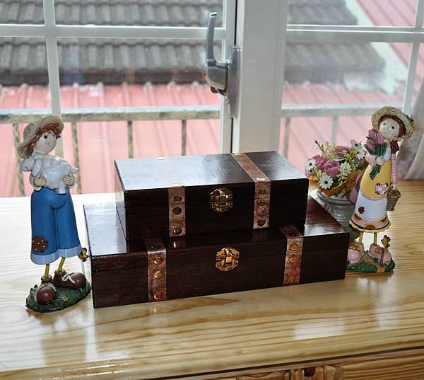 古典木盒 014