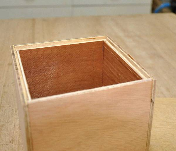 鄉村風餐巾紙盒 003