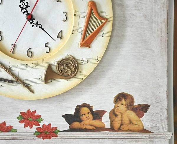 時鐘鏡 014
