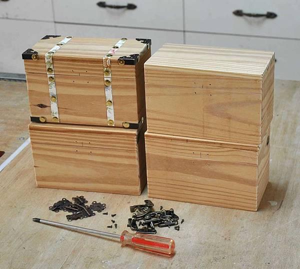 木作品的染色 003
