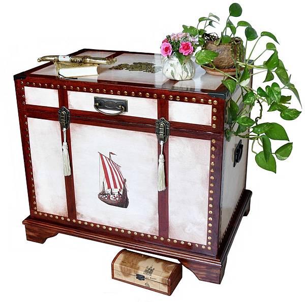 大航海的藏寶箱 001