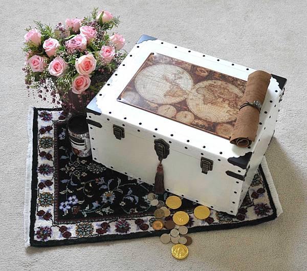 千金小姐的行李箱 012