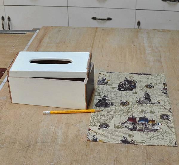 藏寶圖的衛生紙盒 004