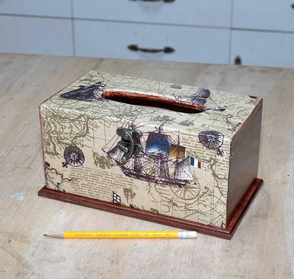 藏寶圖的衛生紙盒 006