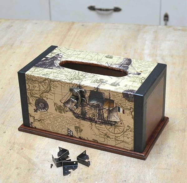 藏寶圖的衛生紙盒 007