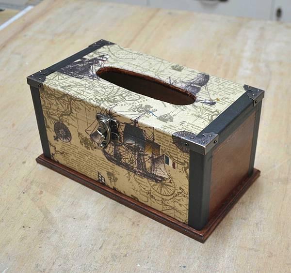 藏寶圖的衛生紙盒 008