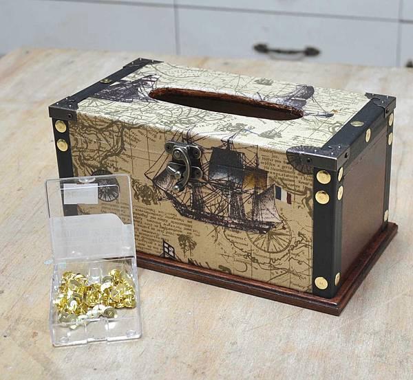 藏寶圖的衛生紙盒 009