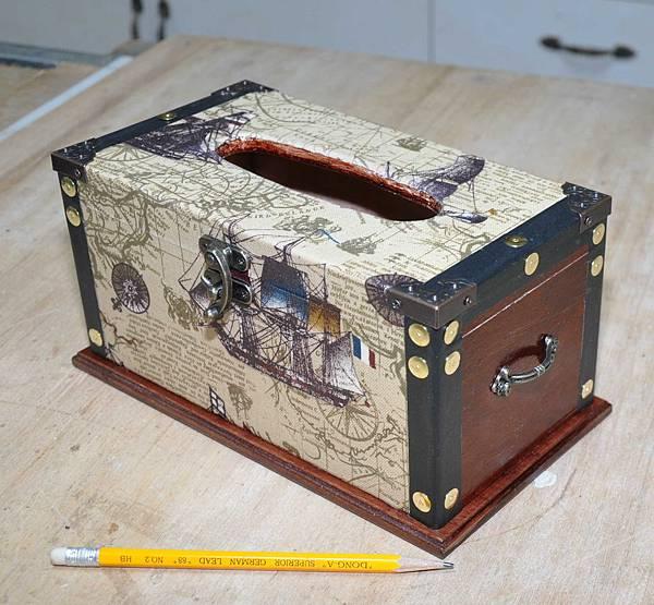 藏寶圖的衛生紙盒 010